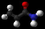 Acrylamide-3D-balls