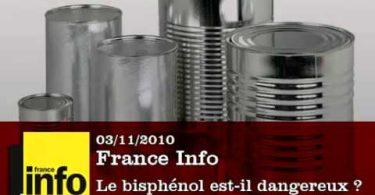 Le Bisphenol – France Info