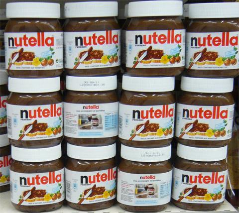 le nutella contient le phtalate le plus dangereux dehp dangers alimentaires. Black Bedroom Furniture Sets. Home Design Ideas
