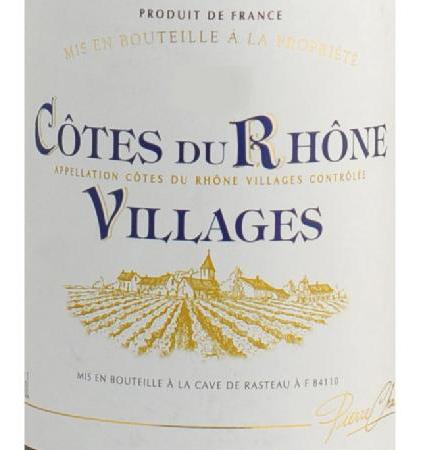 cotes-du-rhone-pierre-chanau-vin-rouge-etiquette