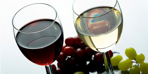 verre-vin-blanc-rouge