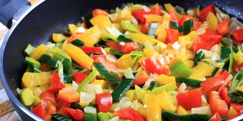 Poêlée de légumes