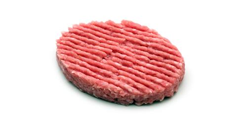 Steak frozen axe