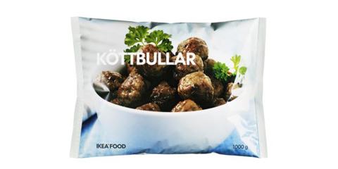 Boulettes de Viande - Ikea