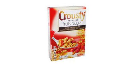 Céréales - Crousty Premium