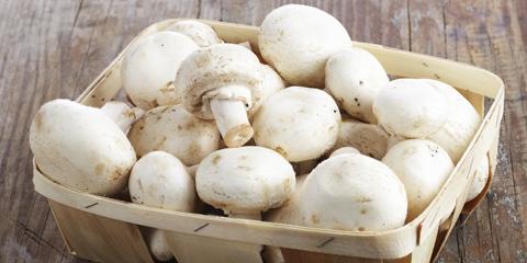 Recall mushrooms food alerts - Champignon de paris a la poele ...