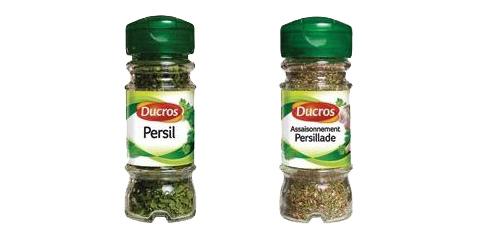 Ducros - Persil et persillade