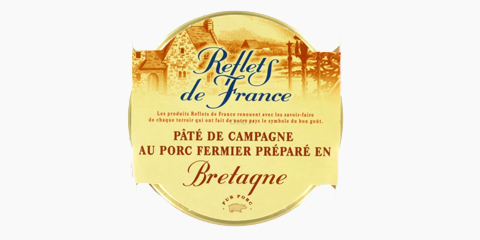 Pâté de campagne - Reflets de France