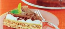 Tarte Ikea - Chokladkrokant