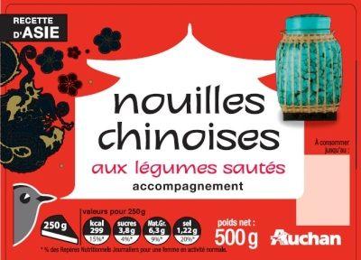 Nouilles-Auchan
