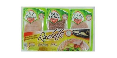 Raclette - Isla Délice