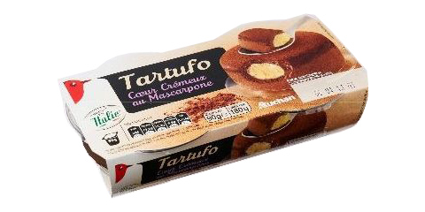 Tartufo - Auchan