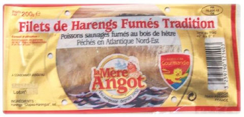 Filets de Harengs