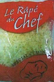 Fromage Râpé du Chef