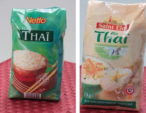 Rappel - Riz Thai