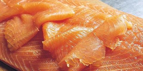 Tranches de Saumon