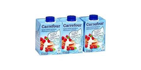 Carrefour - Spécialite Laitière