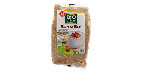 Son de blé Bio