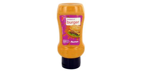 Sauce burger - Auchan
