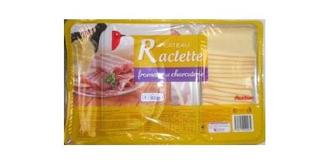 Plateau Raclette - Auchan