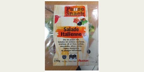 Break Snack - Italian salad
