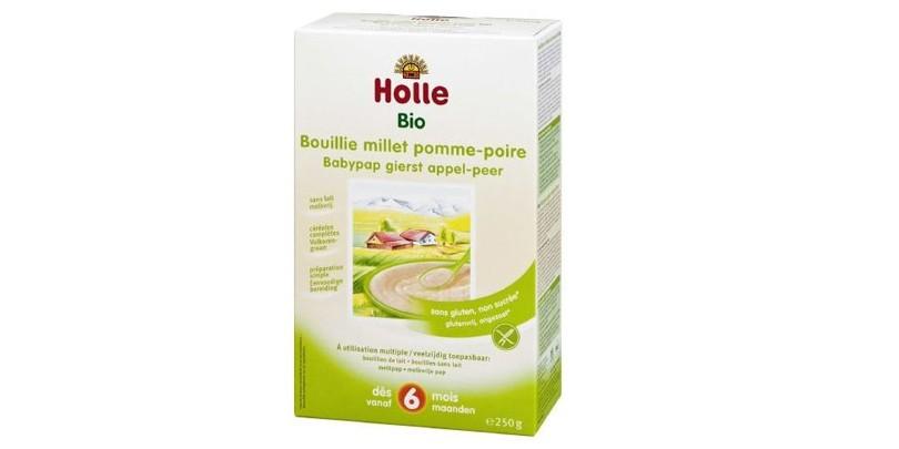 Holle - Bio - Bouillie