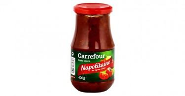 Sauce napolitaine - Carrefour