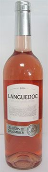 Languedoc-bouteille