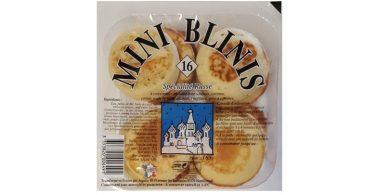 Mini Blinis