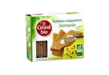 Tartines Sarrasin
