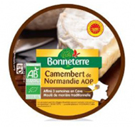 Camembert Bio - Bonneterre