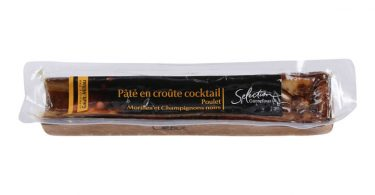 Pâté en croute cocktail - Carrefour
