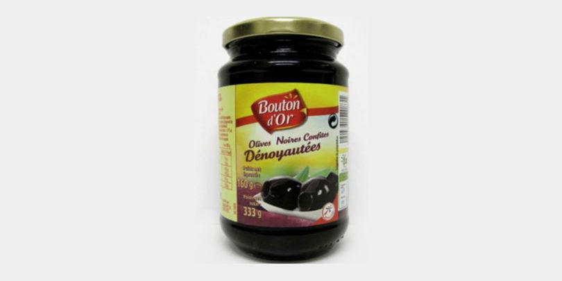 Olives noire - Intermarché