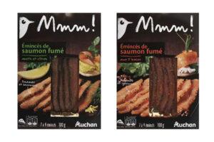 Saumon MMM - Auchan