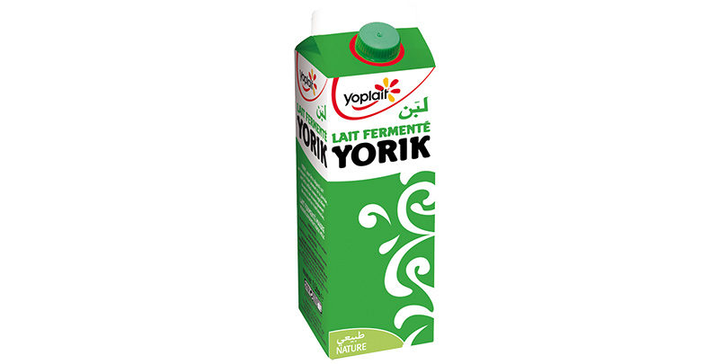 Brique de Yorik - Yoplait