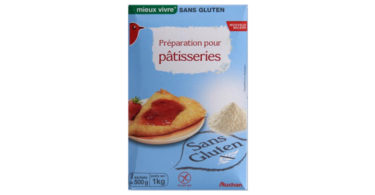Preparation Pastry Gluten - Auchan
