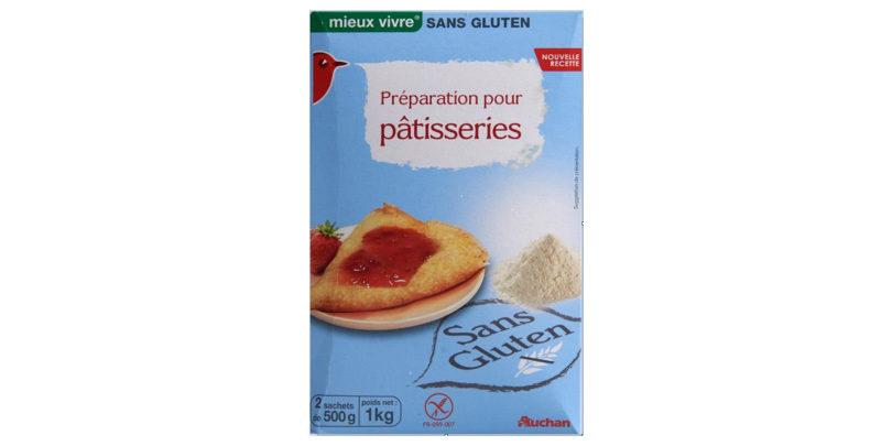 Préparation Pâtisserie Sans Gluten - Auchan