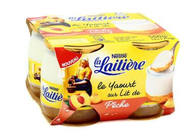 La laitière yaourts