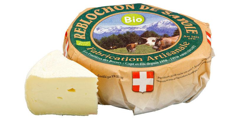 Reblochon de Savoie - Bio