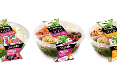 Salades Sodebo