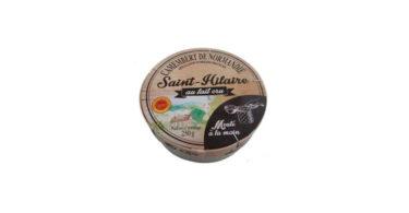 Camembert de Normandie lait cru Saint Hilaire