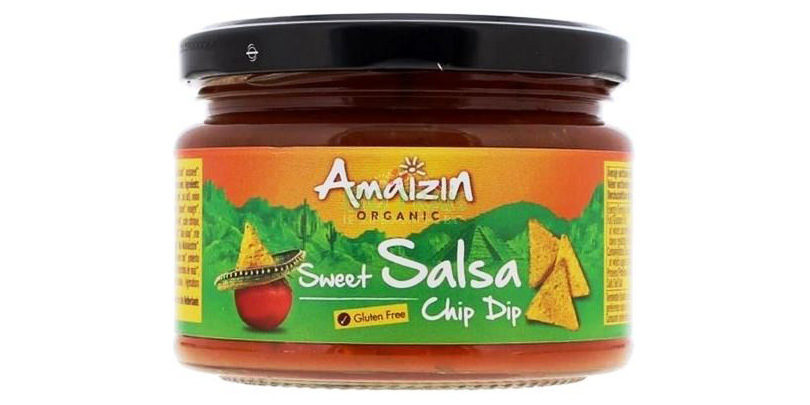 Salsa sauce Amaizin