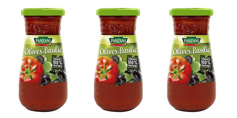 Sauce tomate olives - Panzani