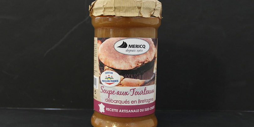 Soupe aux tourteaux - Mericq