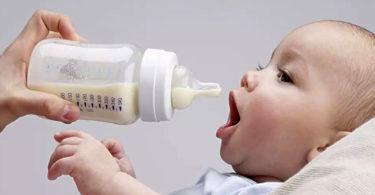 Infantile milk recall