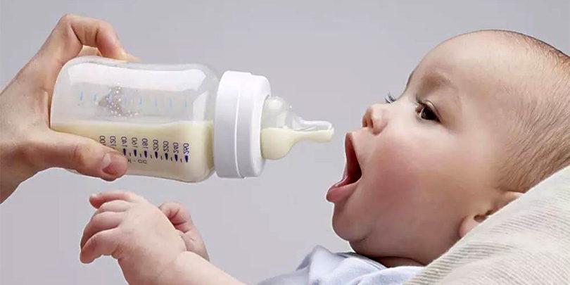 Rappel de lait infantil