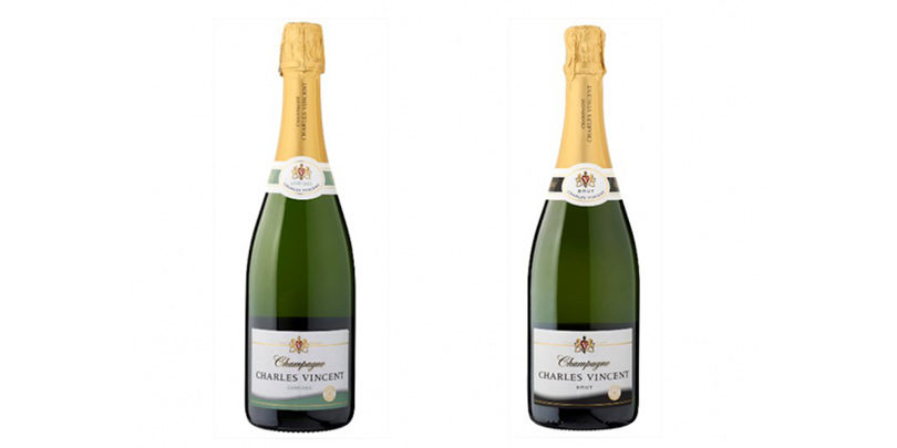 Champagne brut demi-sec - Jacquart