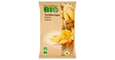 Tortilla chips - BIO - Carrefour