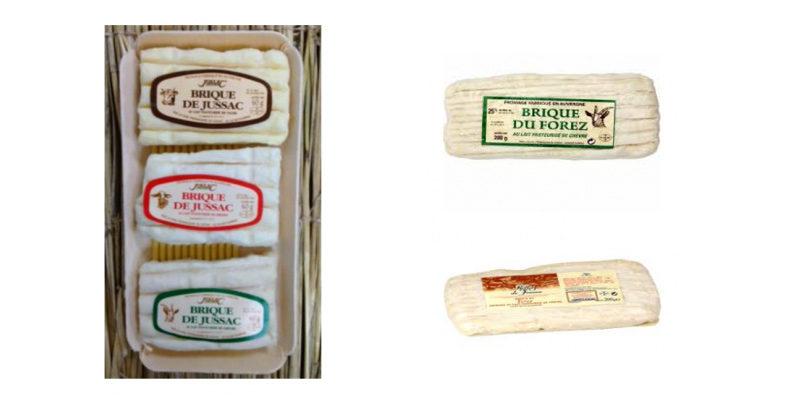 Listerias - Fromages de chèvre