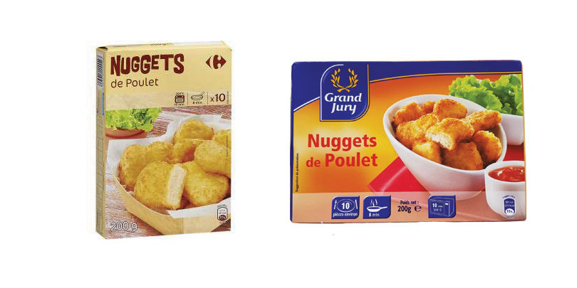 Nuggets - Carrefour - Grand Jury